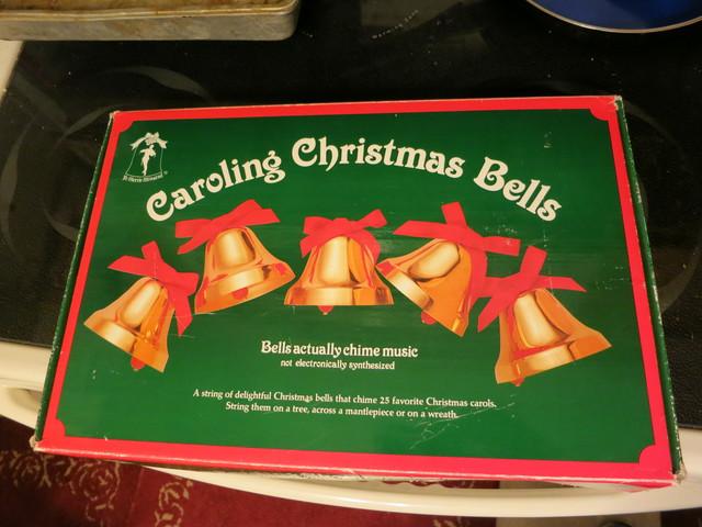 resurection of capricorn elctronics caroling christmas bells
